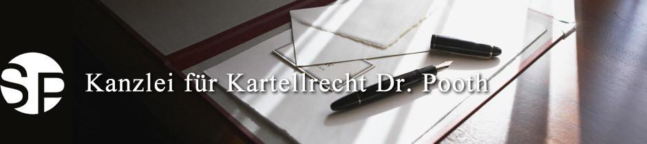 Kanzlei Dr. Pooth,  Kartellrecht, Meerbusch